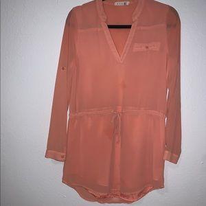 Francesca's shirt dress